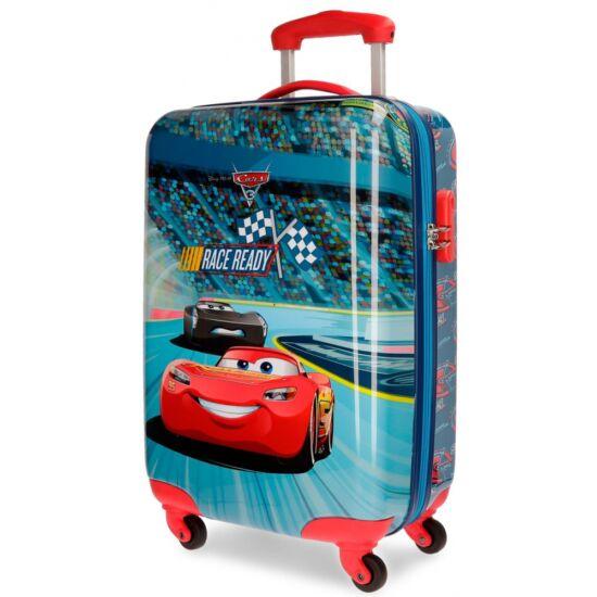 Disney Cars Race 4 kerekes gyermekbőrönd*