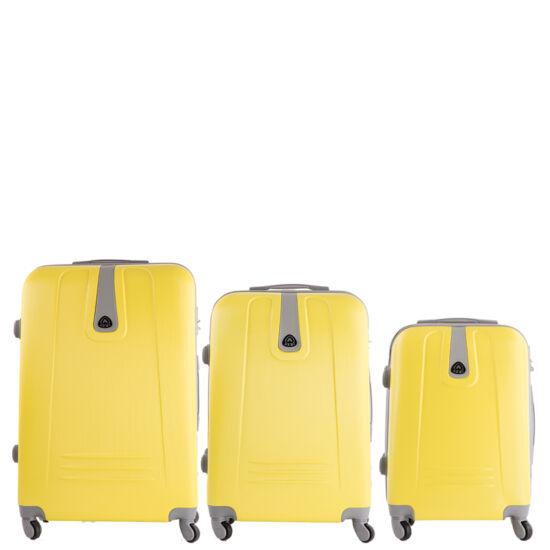 7c7a11dba9 3 db-os bőrönd szett - Akciós bőrönd - Etáska - minőségi táska ...