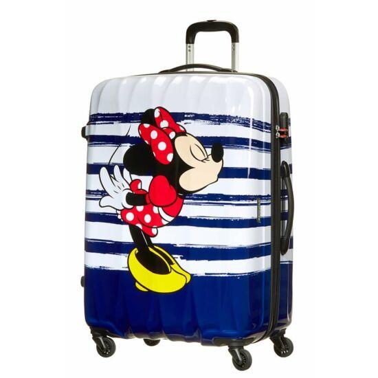 8de750d8799e American Tourister Disney Legends Minnie Kiss Spinner bőrönd 75 cm-es**