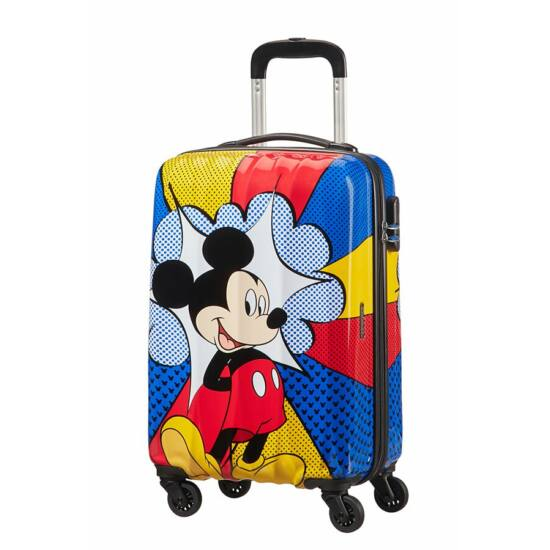 American Tourister Disney Legends Mickey Flash Pop Spinner bőrönd 55 ... 83b0fa26f7