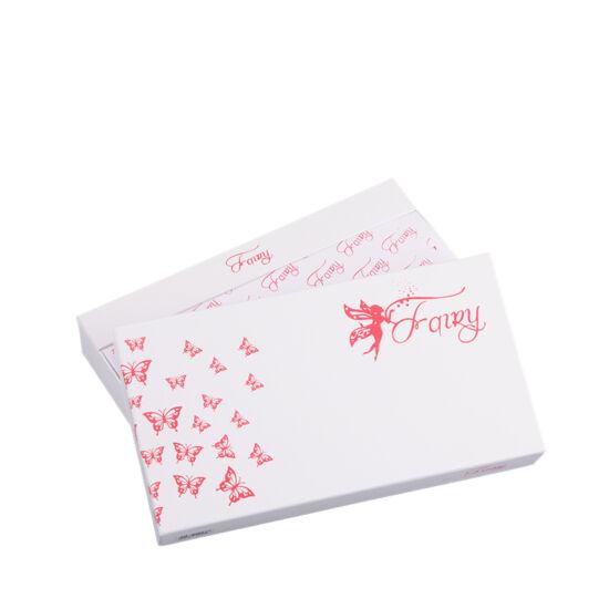 d62e84e18faf Fairy valódi bőr piros női pénztárca díszdobozban* - Fairy valódi ...