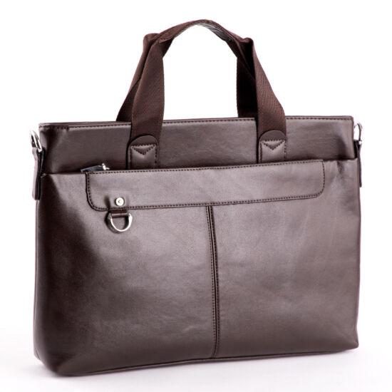 Aktatáska barna színben   - Aktatáska - Etáska - minőségi táska ... 3dd22a7f44