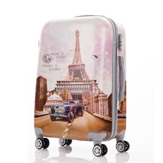 04beded3d0fc ABS bőrönd szett 3 részes Paris - Akciós bőrönd - Etáska - minőségi ...
