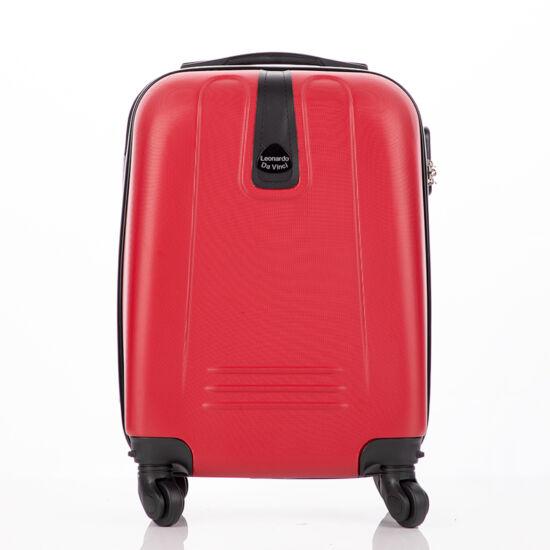 Leonardo Da Vinci Bőrönd kabin méret RYANAIR WIZZAIR méret (40 x 30 x 20 cm)