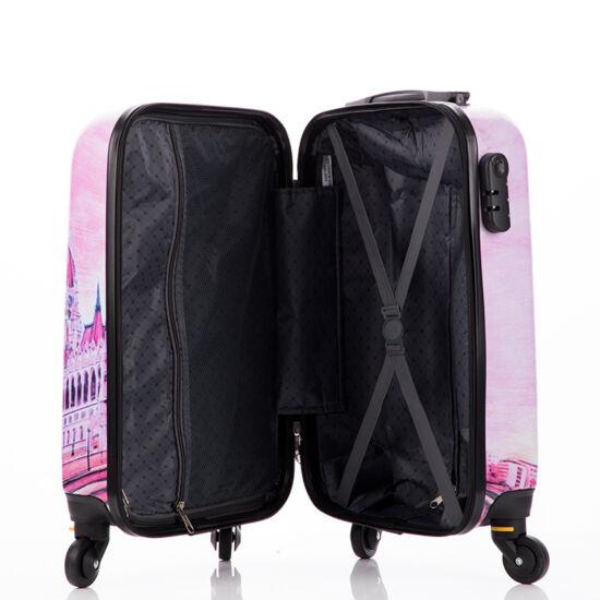 58f91ea3ecb1 PARIS Bőrönd kabin méret WIZZAIR RYANAIR méret - Wizzair méretű ...