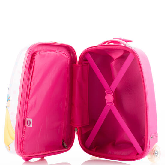 0eb2d6223a3e Hercegnő Disney Gurulós gyermek bőrönd - Akciós bőrönd - Etáska ...