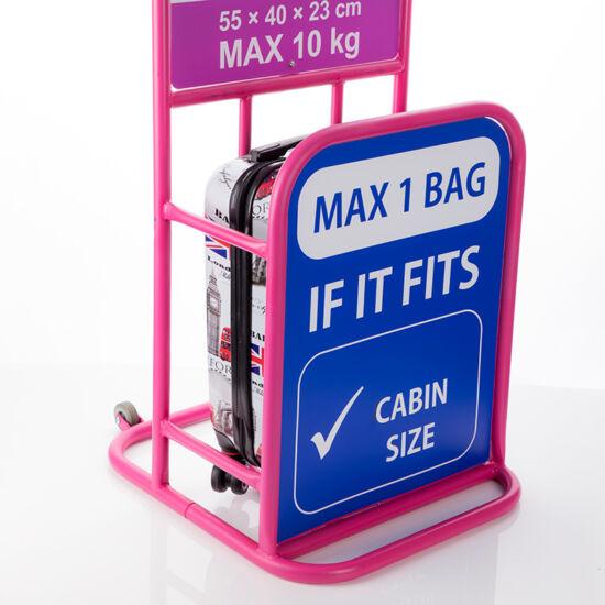 a43c277d1fc0 LONDON Bőrönd kabin méret WIZZAIR RYANAIR méret - Wizzair méretű ...