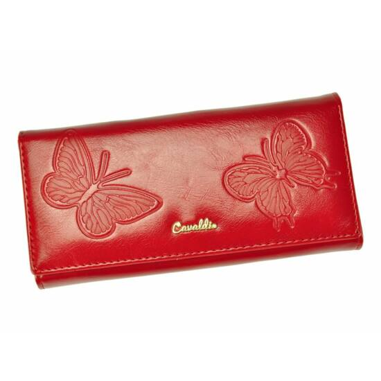Cavaldi Valódi bőr női pénztárca díszdobozban - Női pénztárcák ... 82d825913d