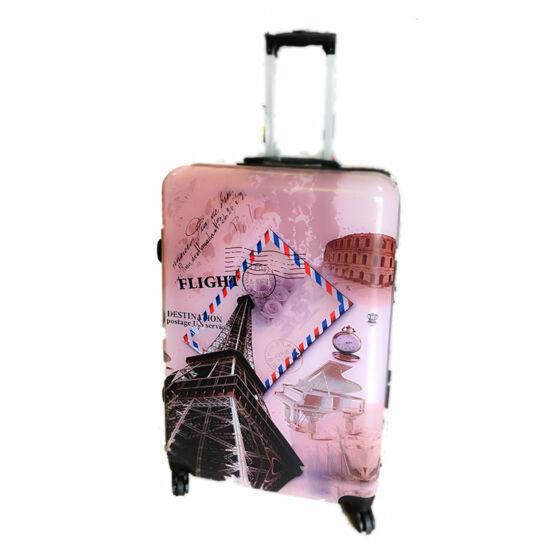 d5ae4b25cc18 ABS bőrönd szett 3 részes Párizs - Akciós bőrönd - Etáska - minőségi ...