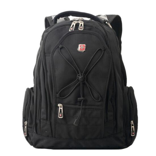 Swisswin hátizsák sw9705 fekete
