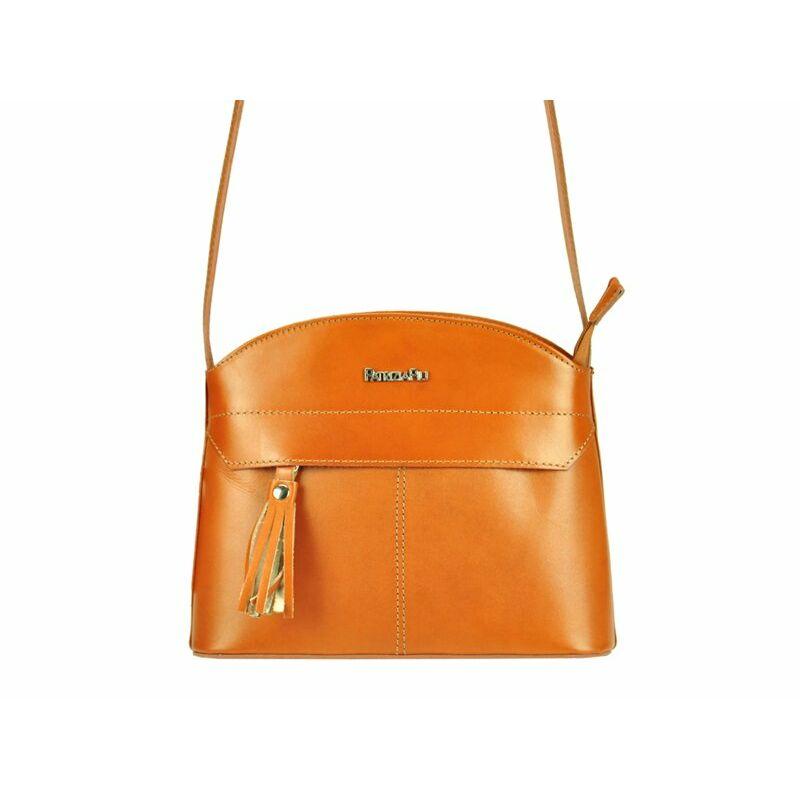 47ac594962 Patrizia Piu sötétbarna Valódi bőr Valódi bőr női táska Katt rá a  felnagyításhoz