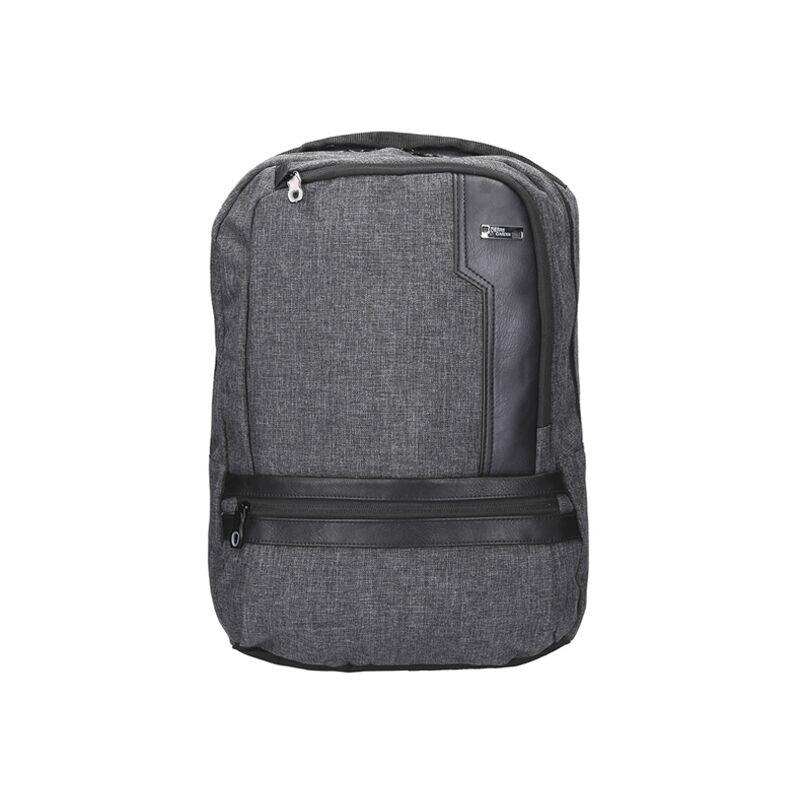 fekete Nylon + Műbőr Hátizsák - HÁTIZSÁK - Etáska - minőségi táska ... dff09b630f