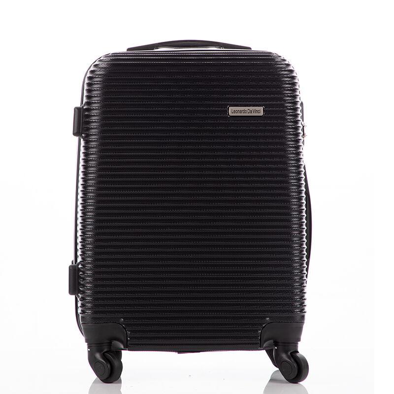 b216ea88592c LEONARDO DA VINCI Bőrönd kabin méret ÚJ WIZZAIR méret levehető kerekekkel  Katt rá a felnagyításhoz