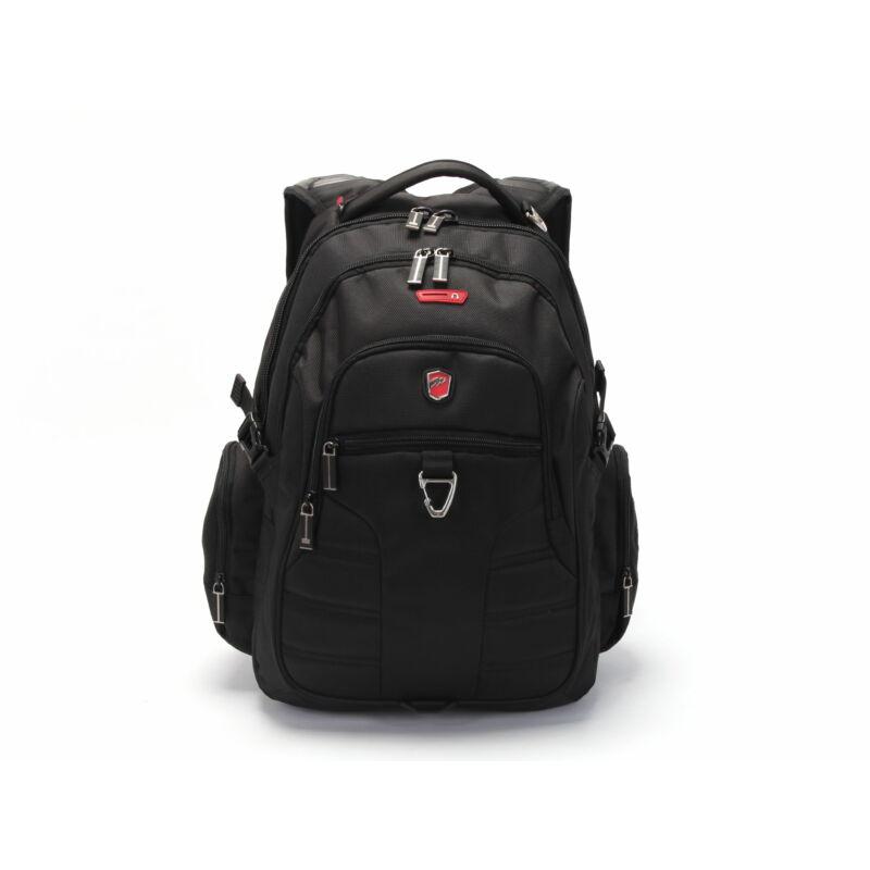 Hátizsák fekete színben - HÁTIZSÁK - Etáska - minőségi táska webáruház  hatalmas választékkal 238e614ace