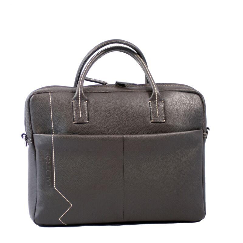 c138ada961b9 Calderón Laptop táska nagy barna - LAPTOPTÁSKA - Etáska - minőségi ...