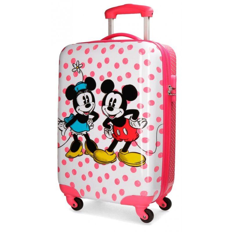 94903b351d80 Disney Mickey & Minnie 4 kerekes gyermekbőrönd Katt rá a felnagyításhoz