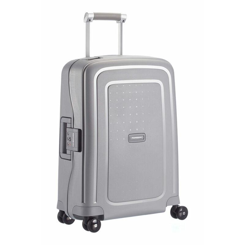 33804e7d763e Samsonite S-Cure Spinner bőrönd 55 cm-es kabinbőrönd Katt rá a  felnagyításhoz