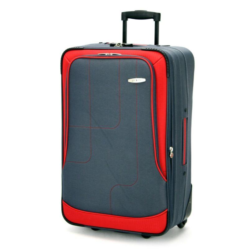 Lamonza Grid állóbőrönd 64 cm - PUHA BŐRÖND - Etáska - minőségi ... f7c50e732a