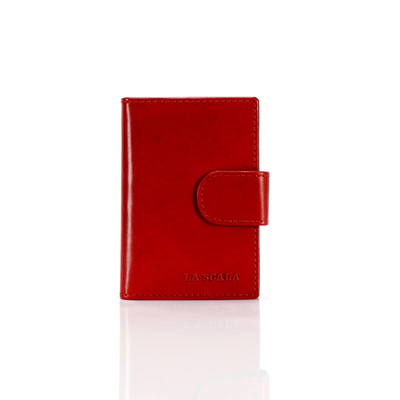 La Scala valódi bőr kártyatartó díszdobozban - KÁRTYATARTÓ - Etáska ... 37e3347b7b
