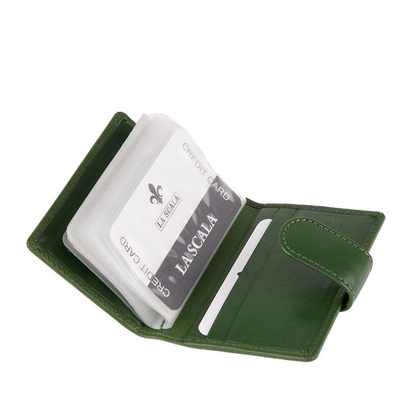 La Scala valódi bőr kártyatartó díszdobozban - NŐI PÉNZTÁRCÁK ... 247bdf895a