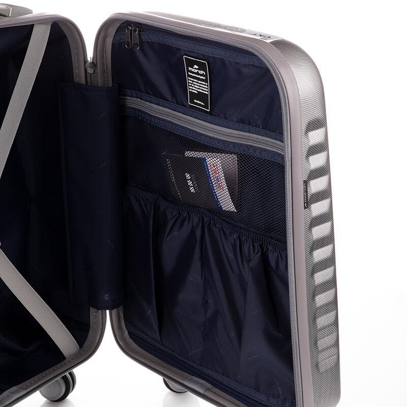 Yearz Ribbon kabin bőrönd RYANAIR ÚJ WIZZAIR méret TSA Zárral ... ca1bda73f1