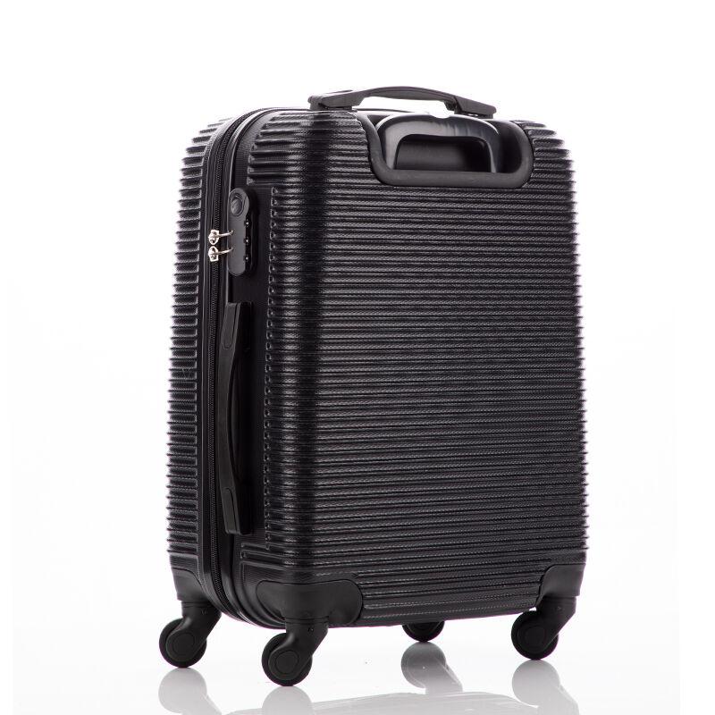 LEONARDO DA VINCI Bőrönd kabin méret ÚJ WIZZAIR méret levehető kerekekkel ba5016f166