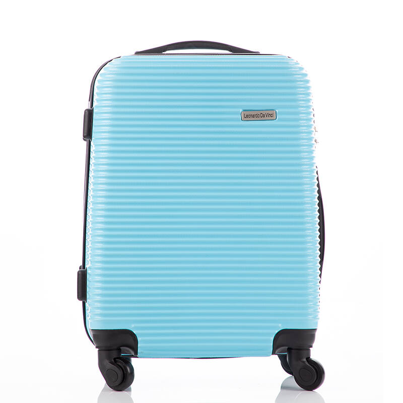 LEONARDO DA VINCI Bőrönd kabin méret ÚJ WIZZAIR méret levehető ... c65b823c88