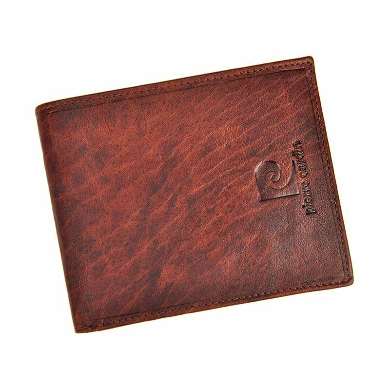 Pierre Cardin valódi bőr férfi pénztárca díszdobozban. Katt rá a  felnagyításhoz 95bb40bd94