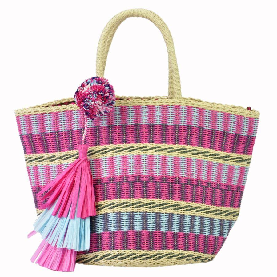 aeaf2b6f9cdc Lookat pink Műbőr + Valódi bőr Női táska - Női táska - Etáska ...