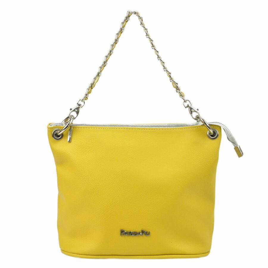 092a48b0da Patrizia Piu sárga Műbőr Női táska · Patrizia Piu sárga Műbőr Női táska  Katt rá a felnagyításhoz