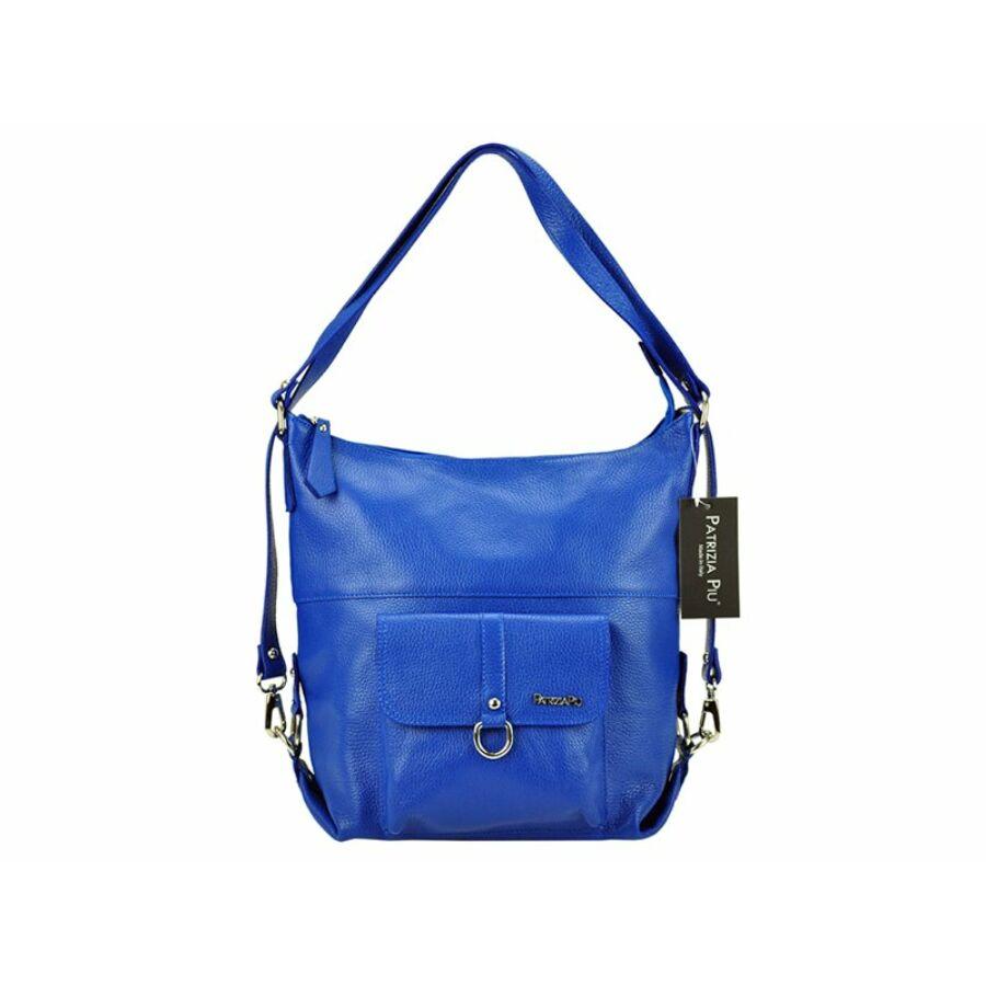Patrizia Piu kék Valódi bőr Valódi bőr női táska - Valódi bőr női ... 5fa168311a