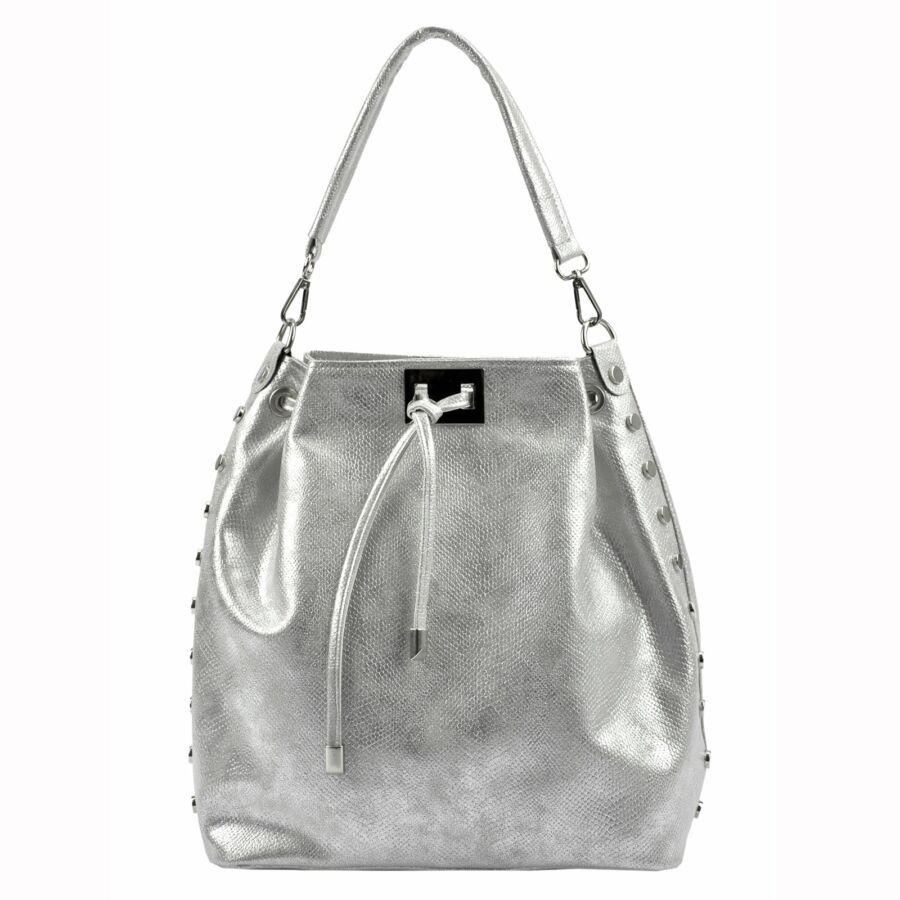 Patrizia Piu Ezüst Műbőr Női táska - Női táska - Etáska - minőségi ... 225b1627b9