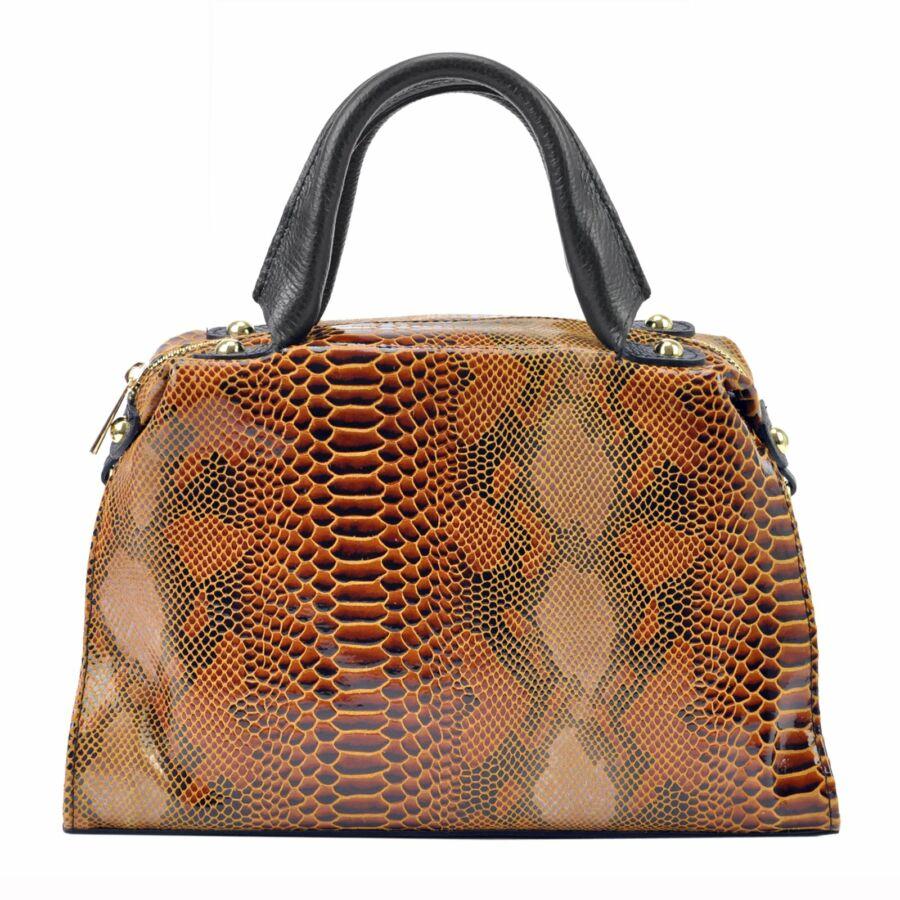 Patrizia Piu Camel Valódi bőr Valódi bőr női táska - Valódi bőr női ... c54b44ba79