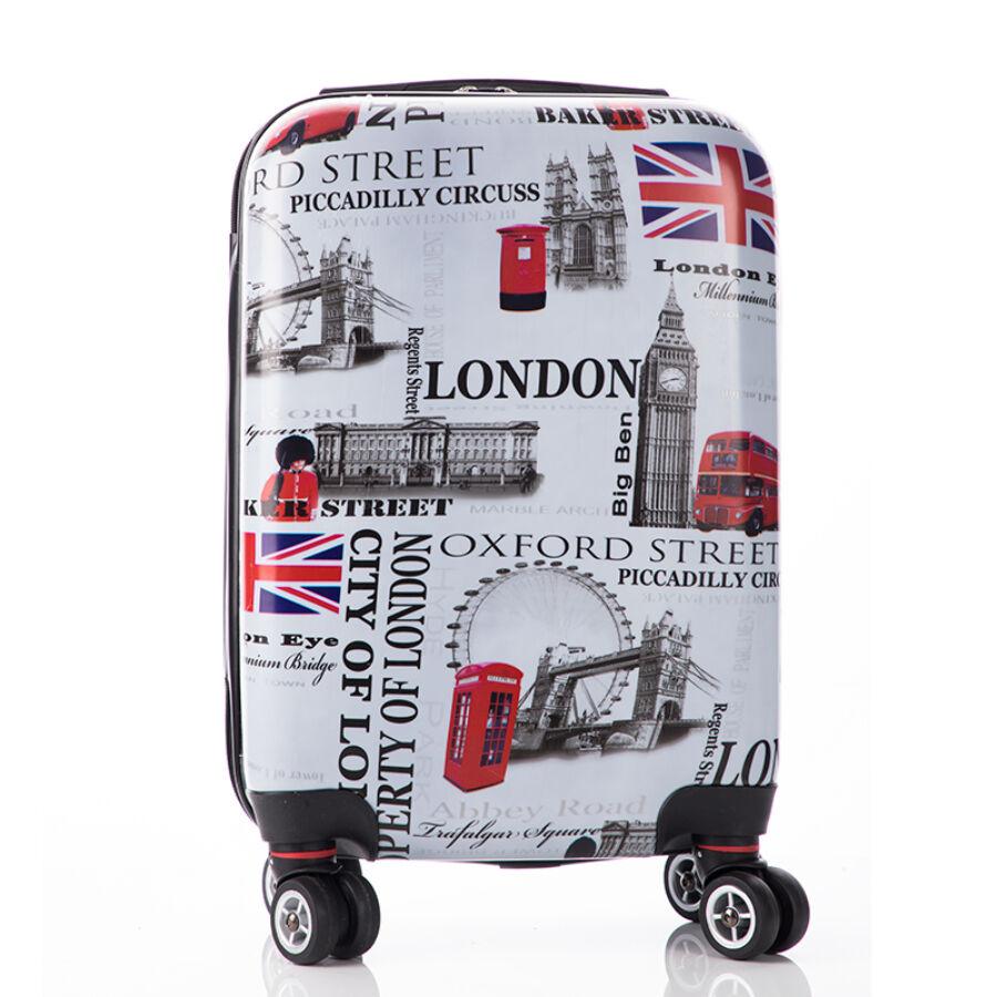 96a992c409f3 GREAT BRITAIN Bőrönd kabin méret WIZZAIR RYANAIR méret* - Wizzair méretű  bőröndök 55 x 40 x 23 cm elsőbbségi beszálással felvihető - Etáska -  minőségi táska ...
