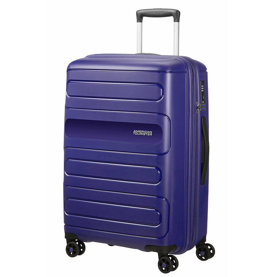 American Tourister Sunside Bővíthető Spinner bőrönd 77 cm - Sunside ... 358cf6b57c