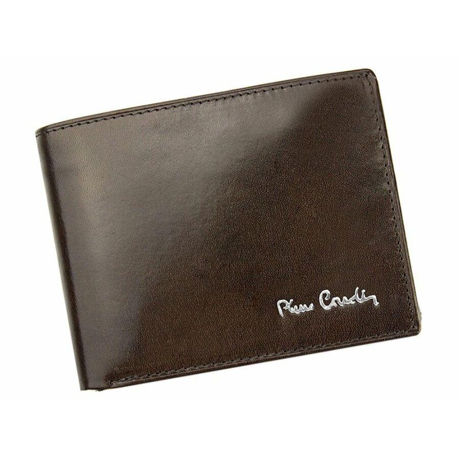 f5b6223582 Pierre Cardin valódi bőr férfi pénztárca díszdobozban. Pierre Cardin valódi  bőr férfi pénztárca díszdobozban. Katt rá a felnagyításhoz