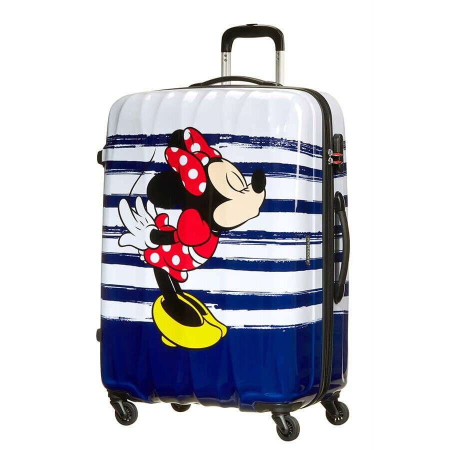 American Tourister Disney Legends Minnie Kiss Spinner bőrönd 75 cm ... e8c922f643
