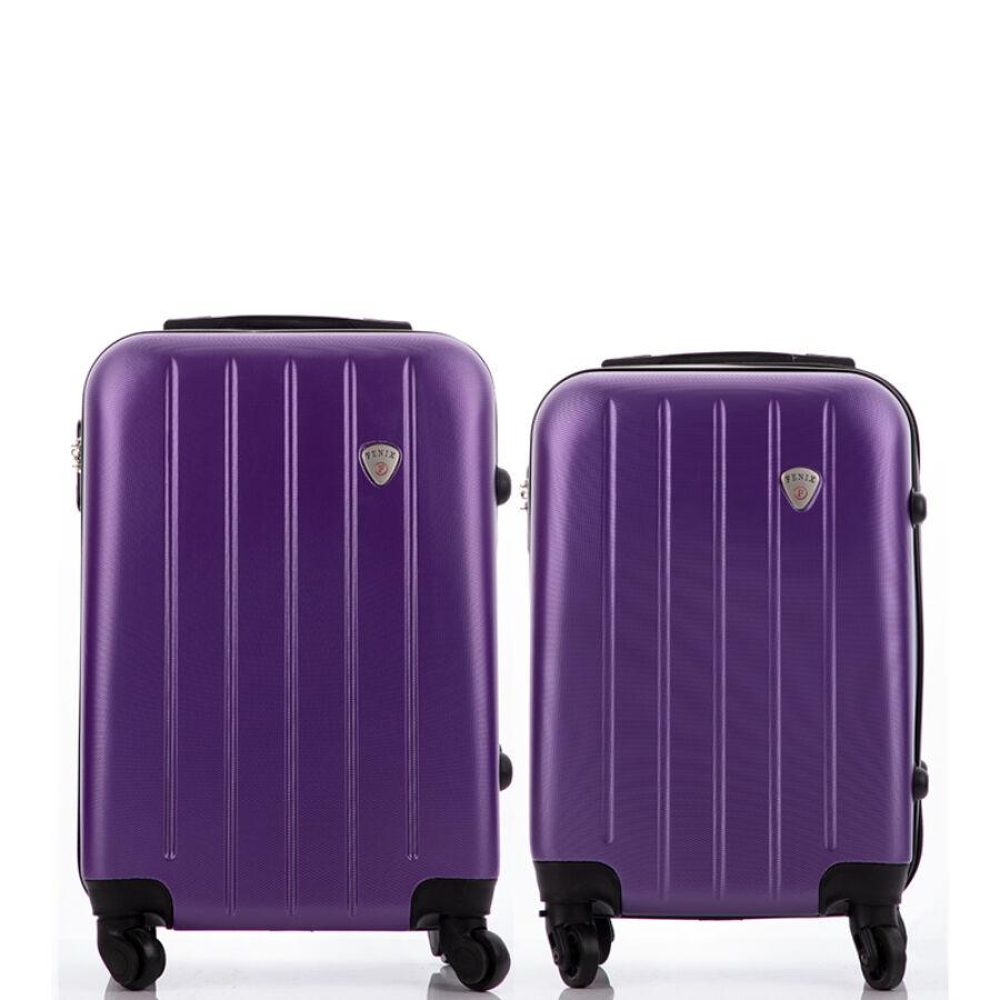 FENIX Bőrönd szett kabin méret ÚJ WIZZAIR méret - Akciós bőrönd ... 14d1cb06e6