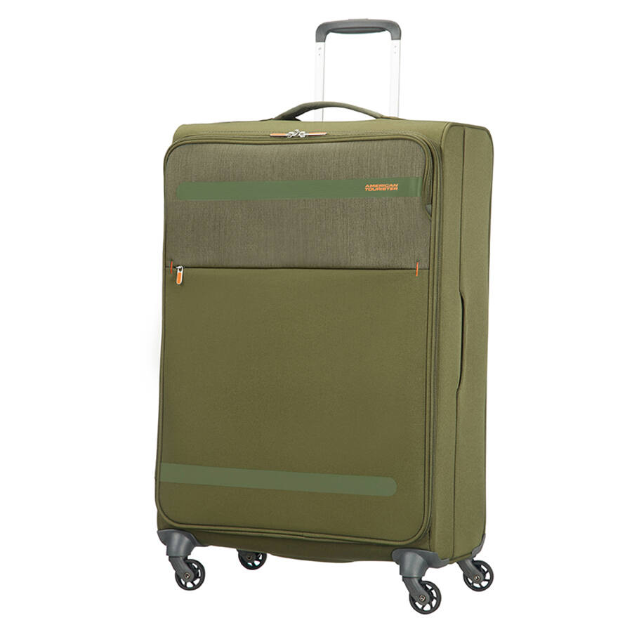 American Tourister Herolite LifeStyle Spinner bőrönd L - Herolite ... 9b2fd702ff
