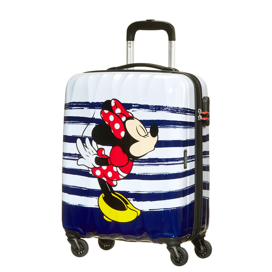 American Tourister Disney Legends Minnie Kiss Spinner bőrönd 55 cm ... 884ec09860