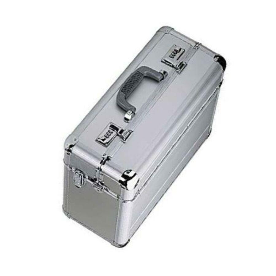 DE-7207 Dermata számzáras alumínium pilótatáska - Aktatáska - Etáska ... 46b758e8f5