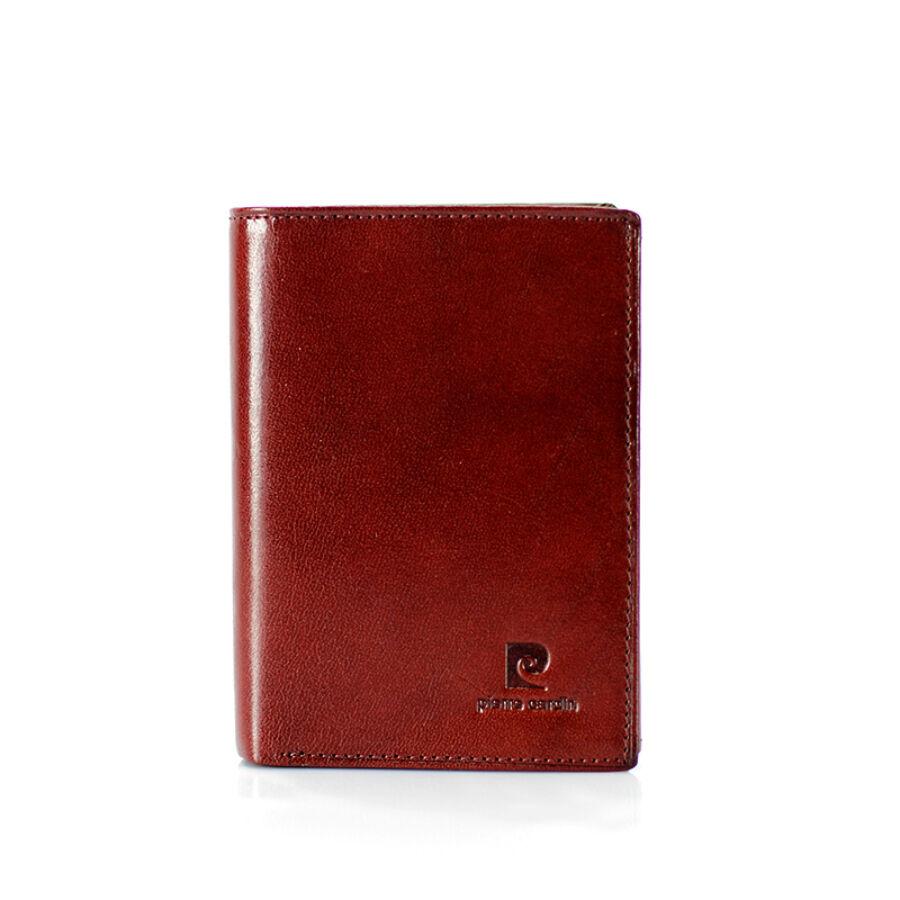 Pierre Cardin valódi bőr férfi pénztárca díszdobozban. - Pierre ... 228483482f
