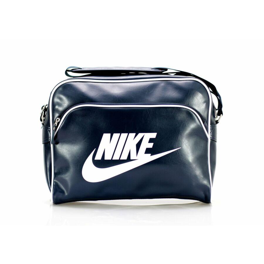 Nike oldaltáska BA4271 467 Kék-Fehér - Nike Iskolatáska - Etáska ... 4aa6373a8d