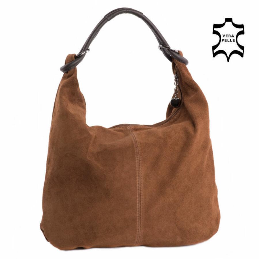 Valódi velúrbőr női táska - Valódi bőr női táska - Etáska - minőségi ... 086e27d96e