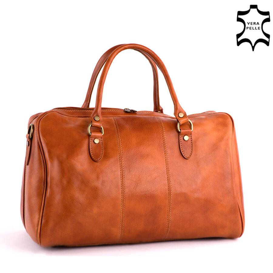 Valódi bőr utazótáska - Valódi bőr női táska - Etáska - minőségi ... 7f20b0c552