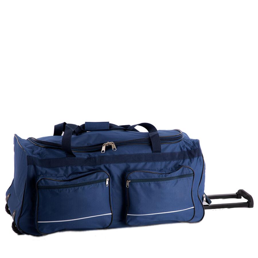 c9e644f88bcd Gurulós utazó táska Kék színben - Utazótáska - Etáska - minőségi ...