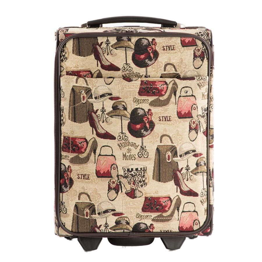 Emporio Valentini bőrönd ÚJ WIZZAIR RYANAIR méret - Wizzair méretű ... 4415619af6