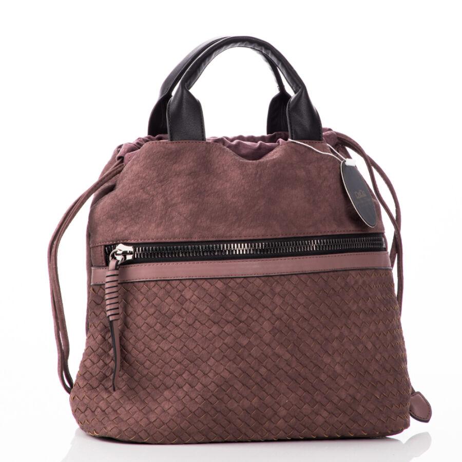 87f9a856bea9 Női hátizsák és kézitáska egyben - Divattáska - Etáska - minőségi ...