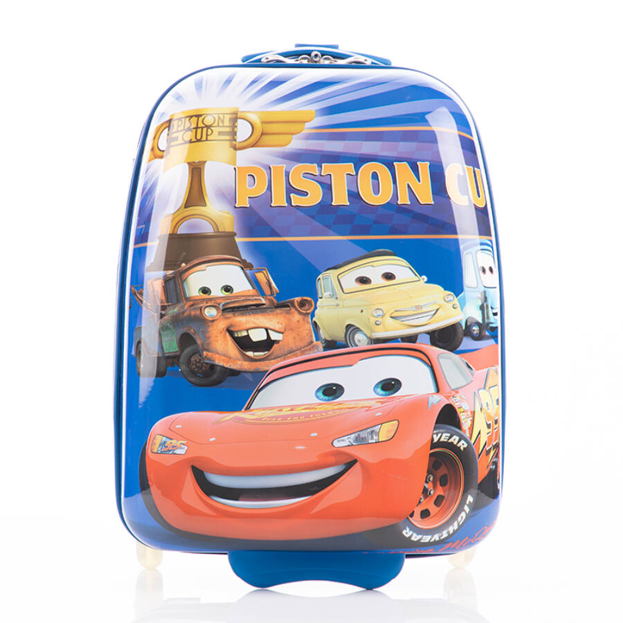 8e752dd7e4fa Verdák Disney Gurulós gyermek bőrönd - Akciós bőrönd - Etáska ...