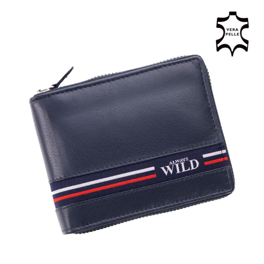 04f6b72166 Always Wild Valódi bőr pénztárca, - Férfi pénztárcák - Etáska ...